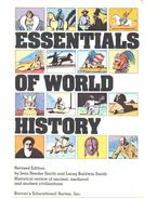 Essentials of World History
