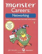 Monster Careers : Networking - TAYLOR, JEFF – HARDY, DOUG