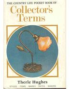 Collector's Terms