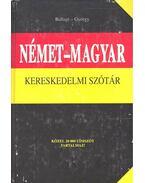 Német-magyar kereskedelmi szótár