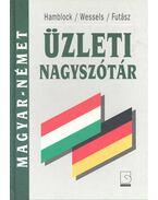 Magyar-német üzleti nagyszótár