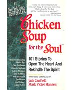 Chicken Soup for the Soul - 101 Stories To Open The Heart And Rekindle The Spirit