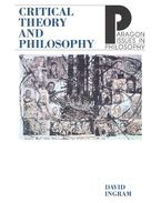 Critical Theory and Philosophy