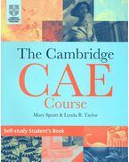 The Cambridge CAE Course – Self-Study Student's Book