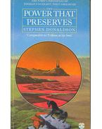The First Chronicles of Thomas Covenant, The Unbeliever III. - The Power That Preserves