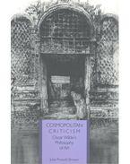 Cosmopolitan Criticism - Oscar Wilde's Philosophy of Art