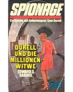 Durell und die Millionen-Witwe