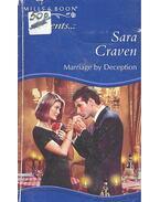 Marriage by Deception - Craven, Sara