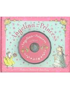 Angelina and the Princess – Book and CD
