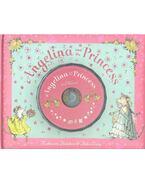Angelina and the Princess – Book and CD