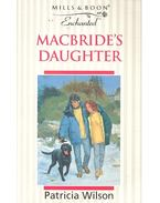Macbride's Daughter
