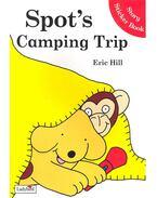 Spot's Camping Trip – Story Sticker Book - HILL, ERIC