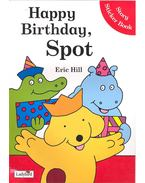 Happy Birthday, Spot – Story Sticker Book