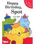Happy Birthday, Spot – Story Sticker Book