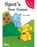 Spot's New Game – Story Sticker Book