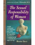 The Sexual Responsibility of Woman