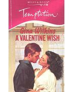 A Valentine Wish - Wilkins, Gina