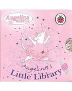 Angelina Ballerina – Angelina's Little Library