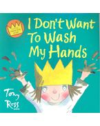 A Little Princess Story – I Don't Want To Wash My Hands