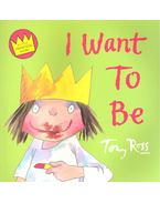 A Little Princess Story – I Want to Be