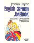 English-German Jokebook - Englisch-deutsches Witzebuch - Taylor, Jeremy
