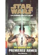 Les apprentis Jedi 1 – Premières armes