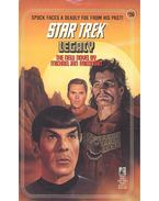 Star Trek – Legacy - Friedman, Michael Jan