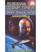 Star Trek – Deep Space Nine – Saratoga - Friedman, Michael Jan