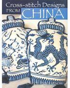 Cross-Stitch Designs from China
