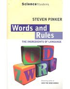 Words and Rules - The Ingredients of Language