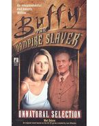 Buffy the Vampire Slayer - Unnatural Selection