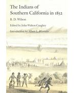 The Indians of Southern California in 1852
