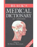Black's Medical Dictionary 42nd Edition