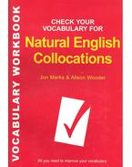 Check Your Vocabulary for Natural English Collocations
