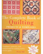 The Complete Book of Quilting – Projects and Templates