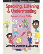 A Speechmark Classroom Resource – Speaking, Listening and Understanding – Games for Young Children
