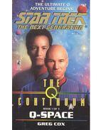 Star Trek  - The Next Generation – The Q Continuum – Q-Space