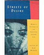 Streets of Desire –  Women's Fictions of the Twentieth-Century City