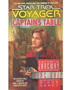 Star Trek Voyager – The Captain's Table – Fire Ship