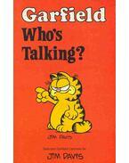 Garfield - Who's Talking