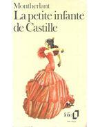 La petite infante de Castille