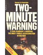 Two-Minute Warnings