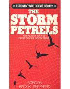 The Storm Petrels – The Flight of the First Soviet Defectors