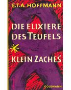 Die Elixiere des Teufels, Klein Zaches