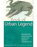 Book of Urban Legend