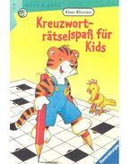 Kreuzworträtselspass für Kids