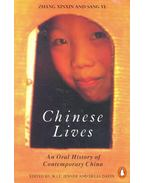 Chinese Lives – An Oral History of Contemporary China