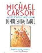 Demolishing Babel