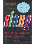 Slang – The Topical Dictionary of Americanisms