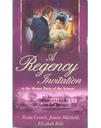 A Regency Invitation to the Party of the Season